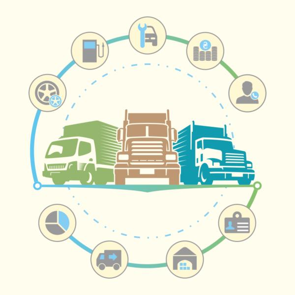 Мініатюра для «BAS Управління автотранспортом Стандарт»